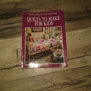 Better Homes and Gardens Quilts To Make For Kids